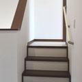 2階 寝室スキップ階段
