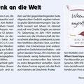 """Buchrezension, Frauenmagazin MATHILDE, Heft 151 (2017), Schwerpunkt """"Selbstliebe&Selbstfürsorge"""""""