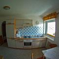Appartement 1 Küche