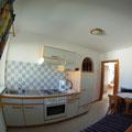 Appartement 3 Küche