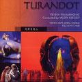 TURANDOT (Puccini) DVD, Salzburger Festspiele 2002; Gergiev; Schnaut, Tear, Burchuladze, Botha; Wr. Philharmoniker, Konzertvereinigung Wiener Staatsopernchor.