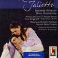 ROMEO ET JULIETTE (Berlioz) DVD; Nezet-Seguin Villazon, Machaidze, Petrenko; Mozarteum Orchester Salzburg, Konzertvereinigung Wiener Staatsopernchor.