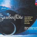 Die ZAUBERFLÖTE (Mozart); Solti; Heilmann, Ziesak, Kraus, Jo, Moll; Wr. Philharmoniker, Konzertvereinigung Wiener Staatsopernchor.