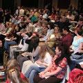 2004: BERLIOZ-REQUIEM. Orchesterprobe auf der Staatsopernbühne (Fotos: Equiluz).