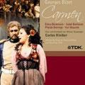 CARMEN (Bizet) DVD, Wiener Staatsoper 1978 Kleiber; Regie: Franco Zeffirelli; Obraztsova, Domingo, Mazurok, Buchanan; Chor und Orchester der Wiener Staatsoper.