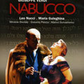 NABUCCO (Verdi) Wiener Staatsoper, 2001; Luisi; Nucci, Guleghina, Dvorský; Chor und Orchester der Wiener Staatsoper.