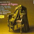 Le nozze di FIGARO (Mozart); Abbado; Gallo, McNair, Studer, Skovhus, Bartoli; Wr. Philharmoniker, Wiener Staatsopernchor.