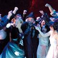2004: DER ROSENKAVALIER. Miah Persson, Franz Grundheber und die Konzertvereinigung (Fotos: Kurier).