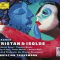 TRISTAN UND ISOLDE (Wagner) Wiener Staatsoper, Thielemann; Voigt, Moser, Chor und Orchester der Wiener Staatsoper