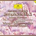 MAHLER III.SYMPHONIE; Abbado; Norman, Wr. Sängerknaben, Wr. Philharmoniker, Konzertvereinigung Wiener Staatsopernchor.