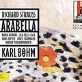 ARABELLA (R. Strauss); Böhm; Reining, Della Casa, Hotter, Taubmann; Wr. Philharmoniker, Konzertvereinigung Wiener Staatsopernchor.
