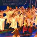 2004: KING ARTHUR. Der Chor der tanzenden Engel (Fotos: KV).