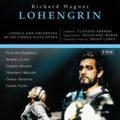 LOHENGRIN (Wagner) DVD, Wiener Staatsoper 1990; Abbado; Domingo, Lloyd, Studer, Welker, Vejzovic, Tichy; Chor und Orchester der Wiener Staatsoper.