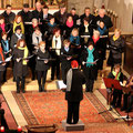 Chorleiterin Christiana Amerstorfer