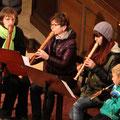 Flötenensemble der LMS Waizenkirchen