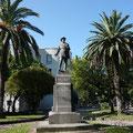 Monumento a Carlo pisacane in località Sapri, SA