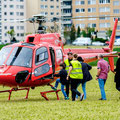 Elite Flights, AS 350 B2 Ecureuil, HB-ZPF, Rundflugtag Gewerbeausstellung UNDOB 2019, Obersiggenthal, Bording Time