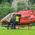 AS350 B2 Ecureuil, HB-ZPF, Rundflugtage Burgdorf, BUGA 2018