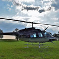Elite Flights, Bell 206 Jet Ranger, HB-XXO, Rundflugtage Dorffest Russikon 2018, 1-min
