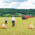 Elite Flights, AS 350 B2 Ecureuil, HB-ZPF, Rundflugtag Gewerbeausstellung UNDOB 2019, Obersiggenthal