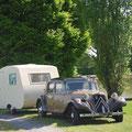 camping à l'ancienne