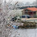 C'est beau l'hiver à La Chagnée !