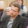 Gäste der 6. Literaturlounge mit Ingo Steuer