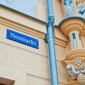 Exklusive Adresse der Dresdner Literaturlounge