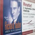 Die Literaturlounge am 3. September widmete sich dem Weltstar Richard Tauber