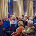 Die fasst 100 Gäste der Lesung am 3.12.2014