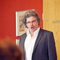 Der österreichische Bariton Johannes Beck eröffnete stimmgewaltig mit einer Wagner Arie den Abend...