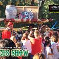 Espectacle de circ itinerant