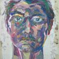 frau jenson, Dispersionsfarben, 1995