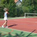 tennis au camping de la baie de somme