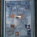 JeansBild für (Visiten)Karten