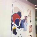#artworks #painting #performance #display #ディスプレイ