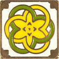 Kaleidoscope 5x5 с эмалью 1672
