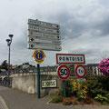 Festival Le Chant des Moineaux de la Ville de Pontoise le pont sur l'Oise 21/07/2016