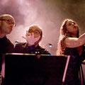 François Collombon, Thierry Le Pollès et Helen Juren - Crédits photo: Thomas Bader