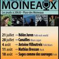 Festival Le Chant des Moineaux de la Ville de Pontoise été 2016
