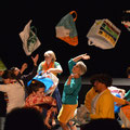 """Groupe Nomades, spectacle """"A Moi"""" 2015 - crédit photo: Marie Velay"""