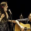 Helen Juren et Thierry Le Pollès - Crédits photo: Philippe Durand