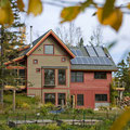 WRIGHT HUS - SUPER ENERGY EFFICIENT PASSIVE AND ACTIVE SOLAR HOME
