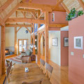 WRIGHT HUS - SUPER INSULATED TIMBER FRAME HOME