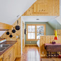 WRIGHT LOFT - PASSIVE SOLAR DESIGN IN A SMALL LOFT SPACE