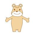 日本ハグ協会キャラクター:はぐよ