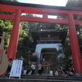 日本三大弁財天の一つ