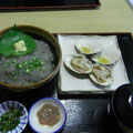 湘南名物 「しらす丼」 初めて食べた
