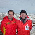 Weltcup Park City, Ander & Coach Michi