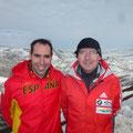 Weltcup Park City, Ander & Coach Michi